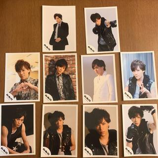 キスマイフットツー(Kis-My-Ft2)の千賀健永 DREAM BOYS 2014 公式生写真 10枚(アイドルグッズ)