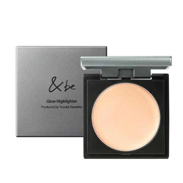 新品 &be アンドビー グロウハイライター 3g コスメ/美容のベースメイク/化粧品(フェイスカラー)の商品写真