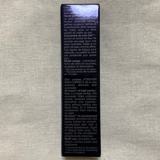 Dior(ディオール)のdior 1n フォーエバー スキンコレクトコンシーラー コスメ/美容のベースメイク/化粧品(コンシーラー)の商品写真