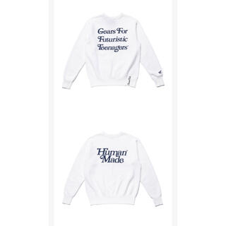 GDC - HUMAN MADE®︎ × Girls Don't Cry CREWNECK