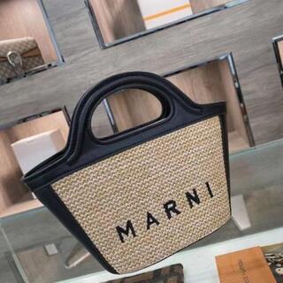 Marni - 美品★MARNI マルニ ショルダーバッグ 2021SS ハンドバッグ
