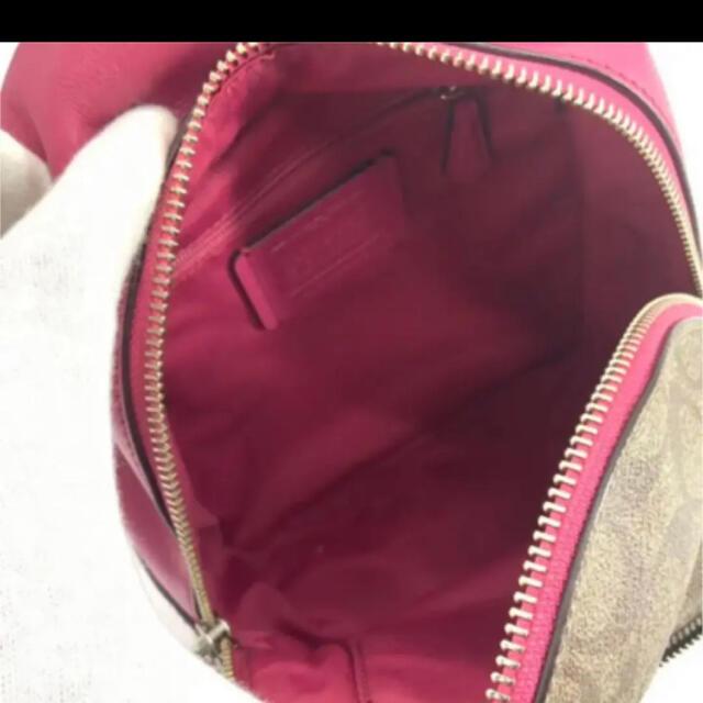 COACH(コーチ)の☆お値下げ☆COACH コーチ リュック レディースのバッグ(リュック/バックパック)の商品写真