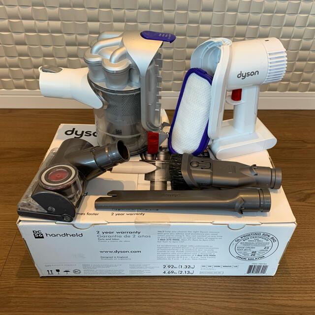 Dyson(ダイソン)のDyson DC56 スマホ/家電/カメラの生活家電(掃除機)の商品写真