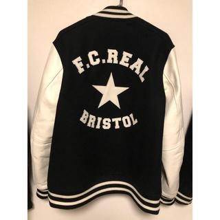 エフシーアールビー(F.C.R.B.)のFCRB Real Bristol スタジアム ジャケット サイズL(スタジャン)