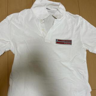 プラダ(PRADA)の【超美品】PRADA ポロシャツ S(ポロシャツ)