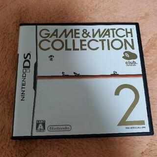 ニンテンドーDS - GAME&WATCH COLLECTION2 DS ゲーム&ウォッチコレクション