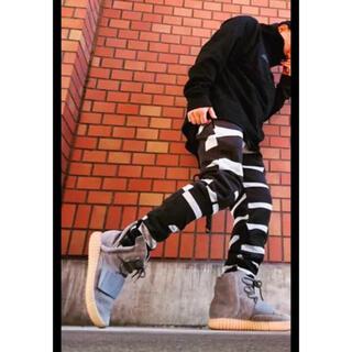 adidas - adidas × jeremy scott スウェットパンツ 激レア