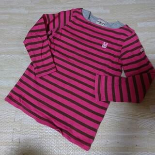 ミキハウス(mikihouse)のMIKIHOUSE 重ね着風 トップス 110cm(Tシャツ/カットソー)
