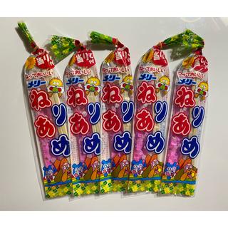 【ラスト】メリー ねりあめ ピンクのみ 5個セット(菓子/デザート)