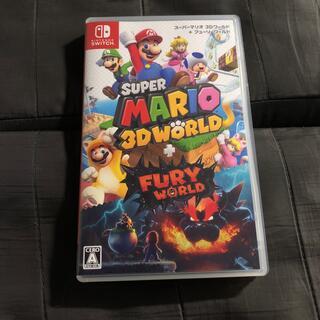 Nintendo Switch - スーパーマリオ 3Dワールド + フューリーワールド Switch