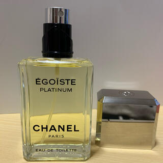 CHANEL - シャネル 香水 EGOISTE PLATINUM 100ml