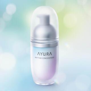 アユーラ(AYURA)の新品未使用 AYURA アユーラ リズムコンセントレートα 40mL (美容液)