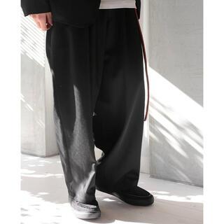 Yohji Yamamoto - Yohji Yamamoto 18ss 12本タックパンツ
