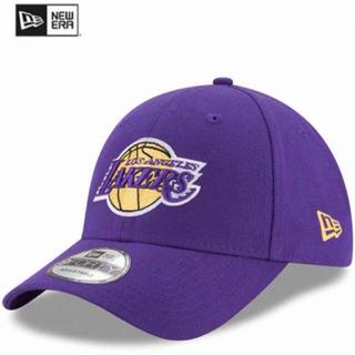 NEW ERA - ニューエラ キャップ NBA ロサンゼルス レイカーズ 紫 パープル OTC