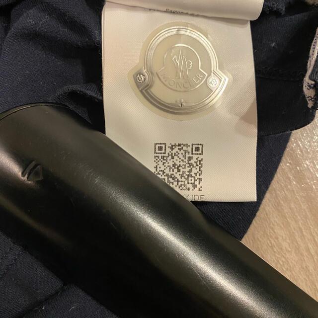 MONCLER(モンクレール)の美品 MONCLER GAMME BLUE モンクレール ガムブルー 半袖シャツ メンズのトップス(Tシャツ/カットソー(半袖/袖なし))の商品写真