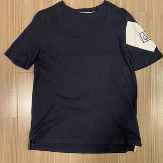MONCLER - 美品 MONCLER GAMME BLUE モンクレール ガムブルー 半袖シャツ