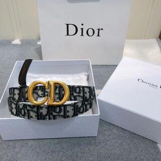 Christian Dior - クリスチャンディオール ベルト 男女兼用