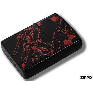 ジッポー(ZIPPO)のZippo ジッポ ジッポー ライター バジリスク 甲賀忍法帖 黒(タバコグッズ)