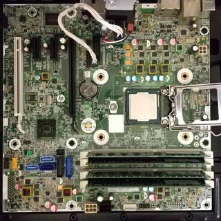 ヒューレットパッカード(HP)のHP純正マザーボード.CPU.Corei5-4570世代実働品メモリ16GB(PCパーツ)
