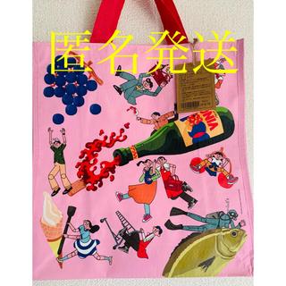 DEAN & DELUCA - 成城石井 エコバック ピンク 1枚