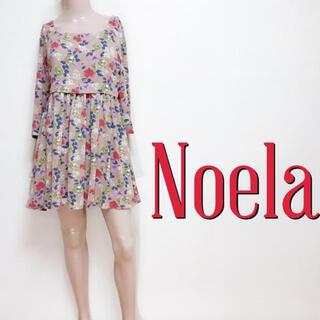 Noela - 間違いなし♪ノエラ フェミニン フレアワンピース♡ジルスチュアート スナイデル