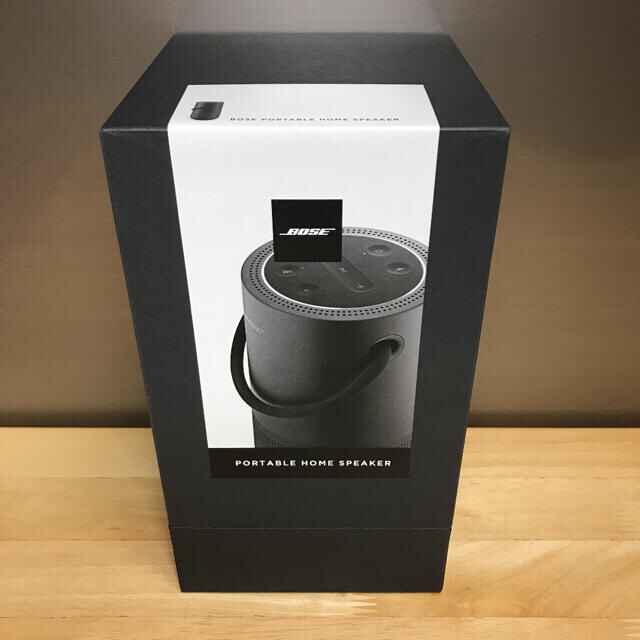 BOSE(ボーズ)の超美品 BOSE PORTABLE HOME SPEAKER スマホ/家電/カメラのオーディオ機器(スピーカー)の商品写真