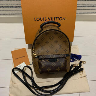 LOUIS VUITTON - LOUIS VUITTON パームスプリングスmini
