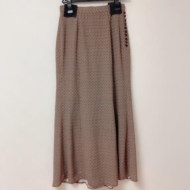 snidel(スナイデル)のSNIDEL スカート レディースのスカート(ロングスカート)の商品写真