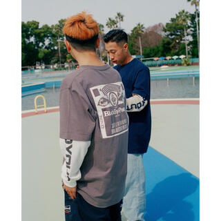 Supreme - BlackEyePatch × Wasted Youth Tシャツ