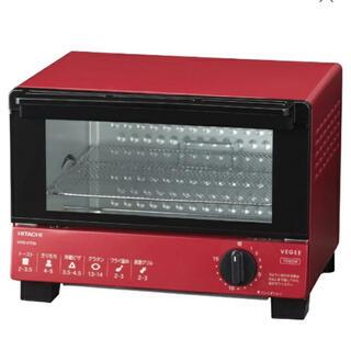 ヒタチ(日立)の【新品美品】日立製オーブントースター HTO-CT35(調理機器)