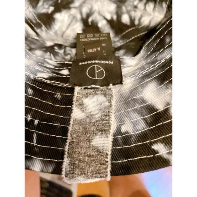 PEACEMINUSONE(ピースマイナスワン)のpeaceminusone ピースマイナスワン タイダイ バケハ メンズの帽子(ハット)の商品写真