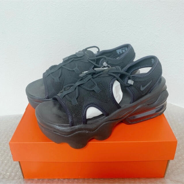 NIKE(ナイキ)の黒23cm ナイキ エアマックス ココ サンダル KOKO SANDAL 29n レディースの靴/シューズ(スニーカー)の商品写真