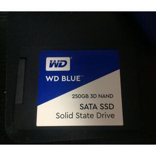 WD製SSD250GB
