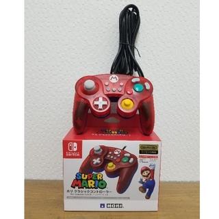 Nintendo Switch - Switch ホリクラシックコントローラー マリオ