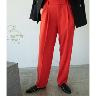 Ameri VINTAGE - 【最終値下げ】SET UP Tapered pants