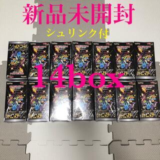 ポケモン(ポケモン)のポケモンカード 14BOX ハイクラスパック シャイニースターV  シュリンク付(Box/デッキ/パック)
