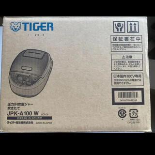 TIGER - TIGER炊飯器5.5合