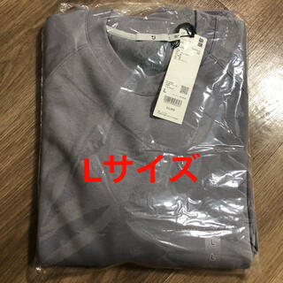 UNIQLO - +J プラスJ ユニクロ プラスジェイ ドライスウェットシャツ グレー L