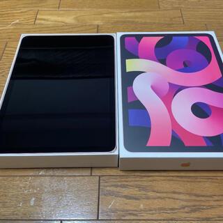 iPad - Apple iPad Air4 64GB ローズゴールド Wi-Fiモデル