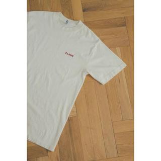 ステュディオス(STUDIOUS)のCLANE  5周年記念Tシャツ レッド(Tシャツ(半袖/袖なし))