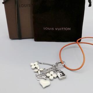 LOUIS VUITTON - 希少 ルイ ヴィトン スウィートモノグラム ネックレス M65485 TX20