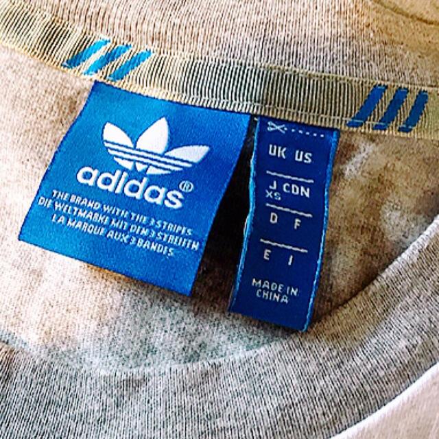 adidas(アディダス)のアディダス 激レア ブルドッグ Tシャツ 犬 ドッグ ジャージ リタオラ パグ メンズのトップス(Tシャツ/カットソー(半袖/袖なし))の商品写真