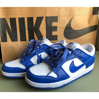 NIKE - 中古 NIKE DUNK LOW SP KENTUCKY 27.5cm