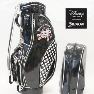 ディズニー(Disney)のあきもん様専用 美品 キャディバッグ ディズニー×スリクソン(バッグ)