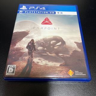 プレイステーションヴィーアール(PlayStation VR)のFarpoint PS4(家庭用ゲームソフト)