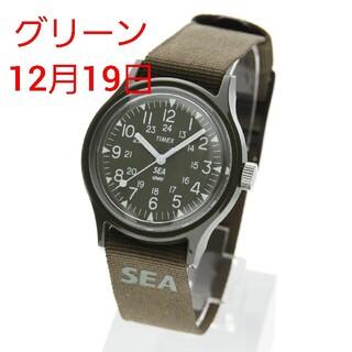 タイメックス(TIMEX)のTIMEX × WDS ORIGINAL CAMPER(腕時計(アナログ))