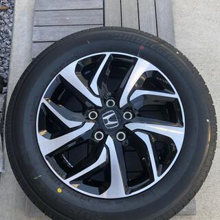 ホンダ(ホンダ)のホンダ ステップワゴン RP3 スパーダ 純正ホイール 新車外し 16インチ(タイヤ・ホイールセット)