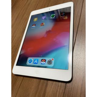 iPad - docomo iPadmini-7.9_2 セルラー128GB シルバー