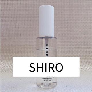 シロ(shiro)のお値下げ&追記あり⚠️【SHIRO】ピオニー ボディコロン(その他)