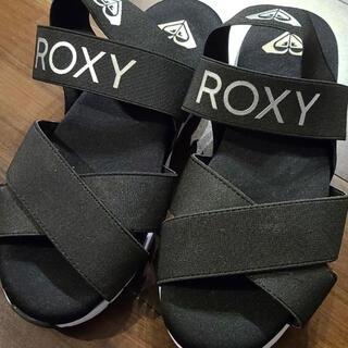 Roxy - ROXY サンダル 25cm レディース